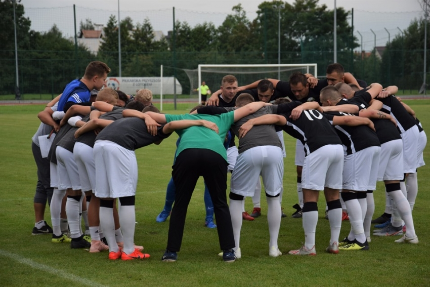 Nowy Dwór Gd. LKS Żuławy - Mady Ostaszewo. Pierwszy mecz derbowy w sezonie 2019/2020