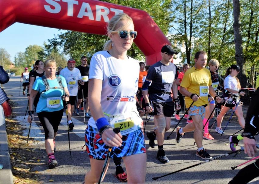 """Druga edycja """"Bursztynowego Biegu i Marszu Nordic Walking w Sztutowie"""" Trwają zapisy."""