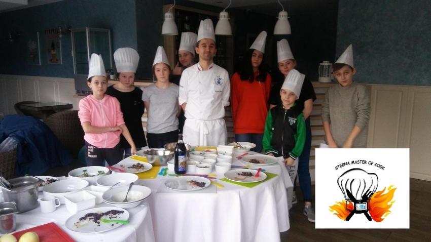 Stegna Master of Cook 2019. Zostań Mistrzem sztuki kulinarnej.