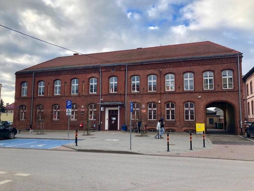 Powiatowa Stacja Sanitarno-Epidemiologiczna w Nowym Dworze Gdańskim. Zmiana siedziby.