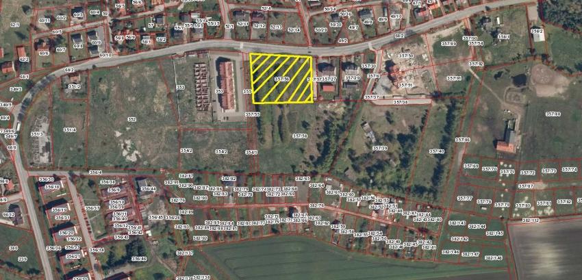 Ogłoszenie o trzecim ustnym przetargu nieograniczonym na sprzedaż nieruchomosci gruntowej niezabudowanej dz. nr 357/56 Sztutowo ul. Zalewowa