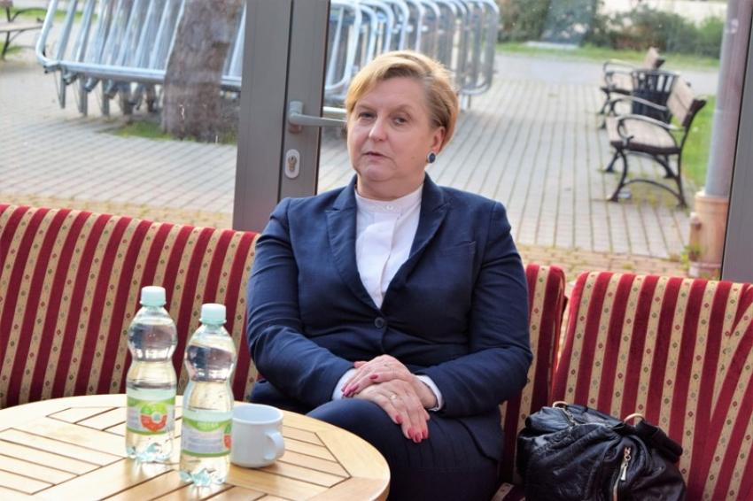 Anna Fotyga spotkała się z mieszkańcami Nowego Dworu Gdańskiego -18.05.2019