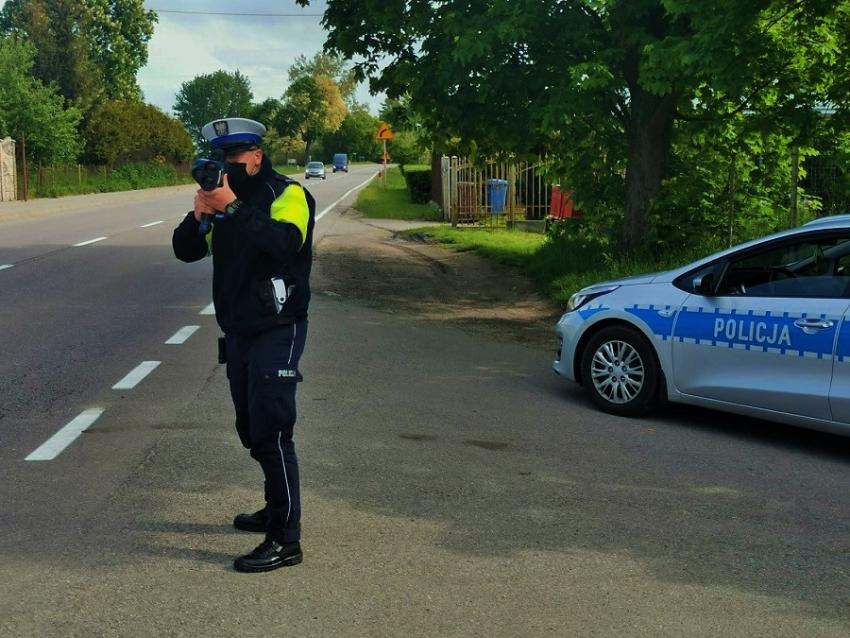 Nowy Dwór Gdański. 27 mandatów i 5 zatrzymanych praw jazdy – podsumowanie wczorajszych działań