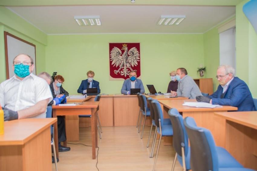 Ogłoszenie o sesji Rady Gminy Sztutowo w trybie zdalnym - 28 maja 2020 r.