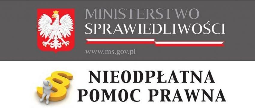 Powiat Nowodworski. Nieodpłatna pomoc prawna.