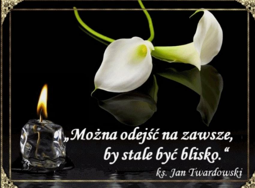 Wicestaroście Nowodworskiemu Barbarze Ogrodowskiej wyrazy współczucia.