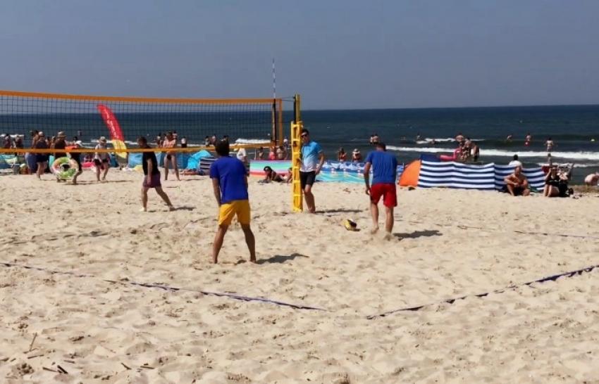 Wójt Gminy Sztutowo zaprasza do składania ofert dot.organizacji cyklu imprez sportowo – rekreacyjnych na plażach w Gminie Sztutowo.