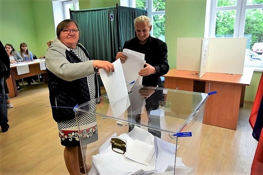Wyniki wyborów do Parlamentu Europejskiego w Powiecie Nowodworskim.