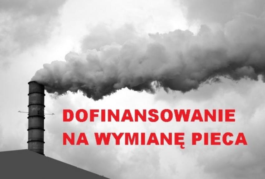 Gminy Nowy Dwór Gdański. Likwidacja kotłów i pieców opalanych węglem lub koksem. Złóż wniosek.