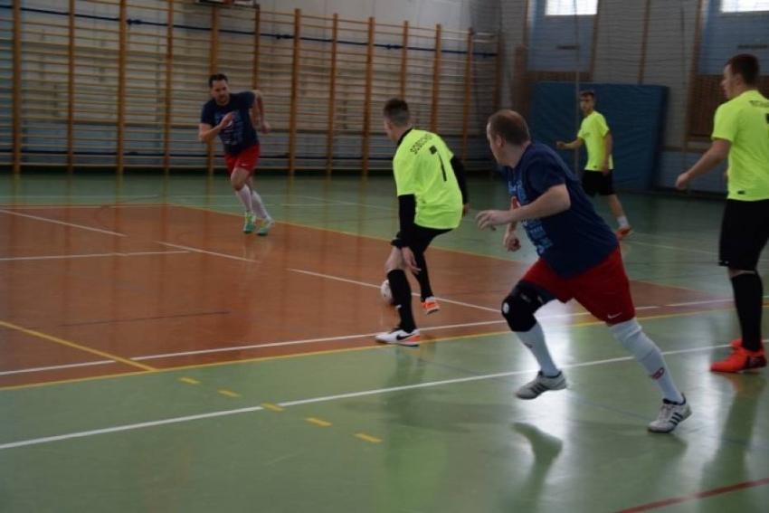 Nowy Dwór Gdański. VII Mistrzostwa Miasta i Gminy w Piłce Nożnej Halowej.