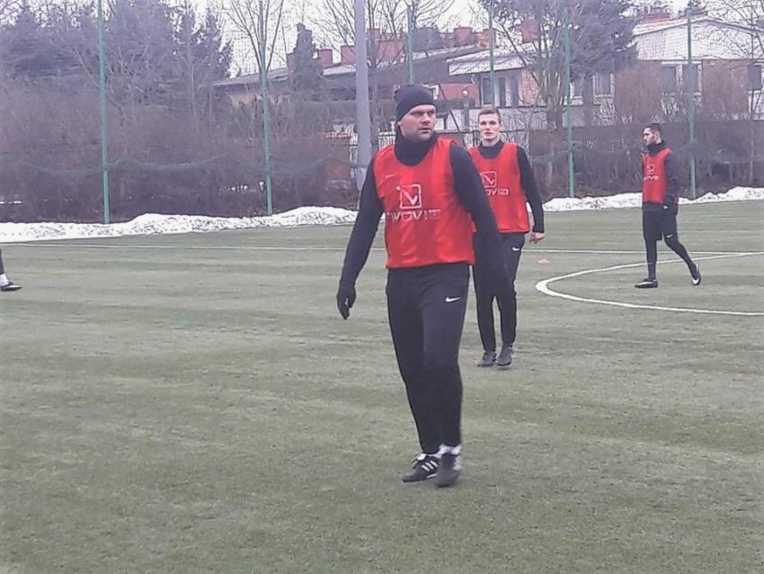Concordia - Żuławy 2-0. Przedostatni mecz kontrolny zimowego okresu przygotowawczego
