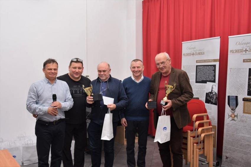 Turniej Brydżowy o Puchar Burmistrza Nowego Dworu Gdańskiego