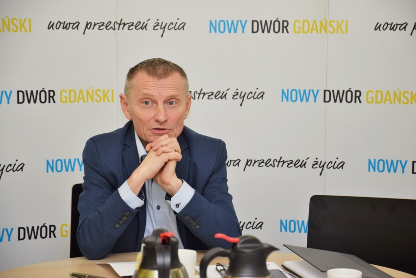 Komunikat Burmistrza Nowego Dworu Gdańskiego. Pomoc w sytuacji kryzysowej.