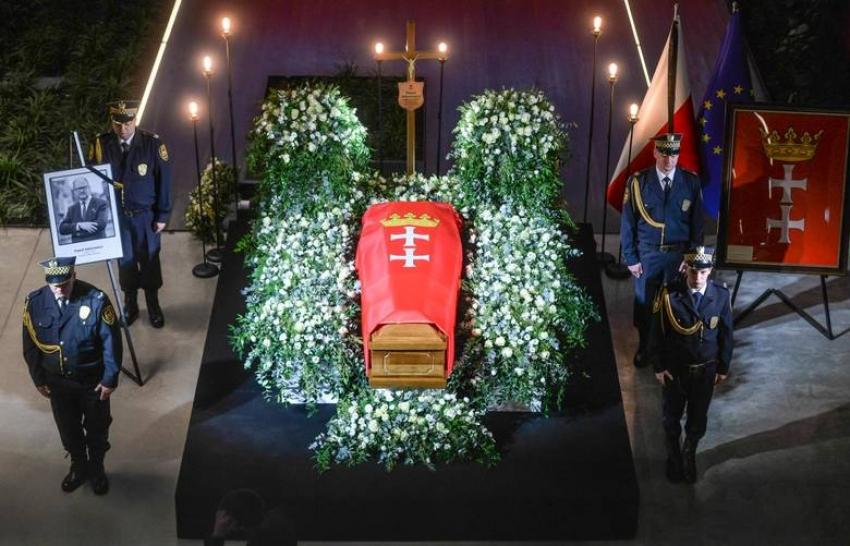 Pożegnaliśmy Prezydenta Pawła Adamowicza -19.01.2019