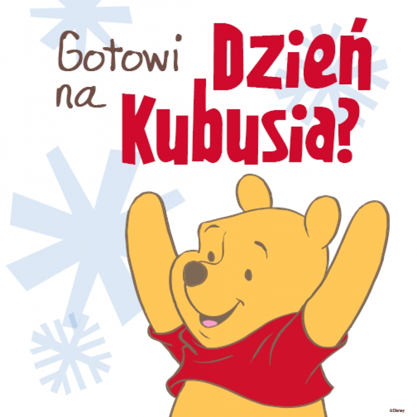 Nowy Dwór Gdański. Dzień Kubusia Puchatka w Bibliotece Publicznej