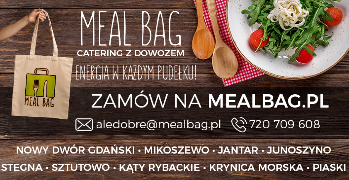Meal Bag. Catering pudełkowy na terenie powiatu nowodworskiego.