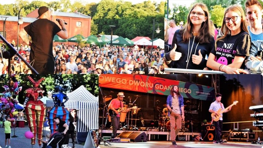 Rekord Guinnessa. Gwiazdy. Koncerty. Dni Nowego Dworu Gdańskiego. Dzień drugi - 23.06.2019