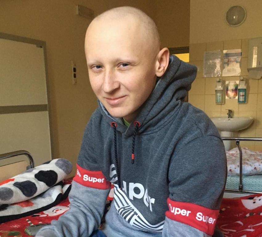 Powiat Nowodworski. Gabriel walczy z rakiem. Pomóżmy w zbiórce.