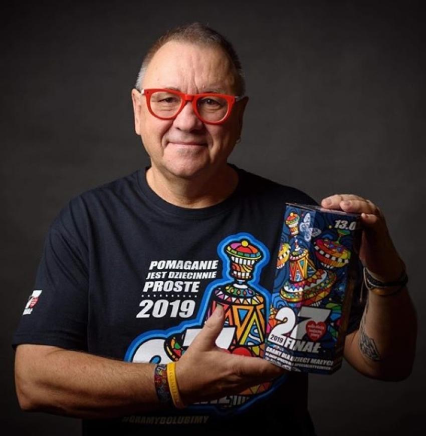 Jurek Owsiak nominowany do Pokojowej Nagrody Nobla!